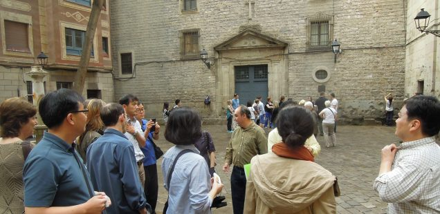 Hidden City Tours: rutas por la Barcelona invisible que generan oportunidades
