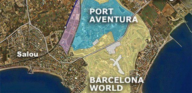 Barcelona World, no gracias