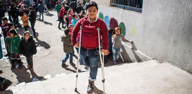 6 años de guerra en Siria: la educación como esperanza de futuro