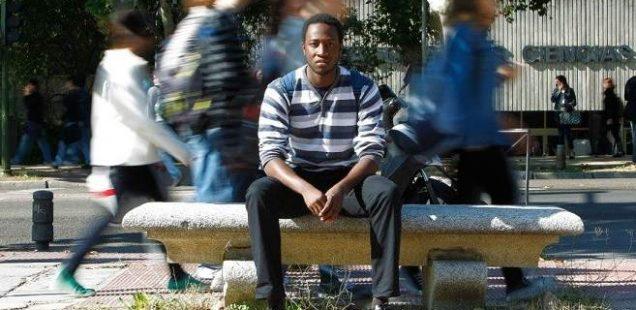 """Mohamed: """"¿Por qué la Policía me para con mis primos, pero no si voy con amigos blancos?"""""""