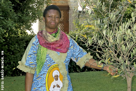 """Sor Rita Mboshu: """"Algunas monjas venden lo que entregaron al Señor para poder vivir"""""""