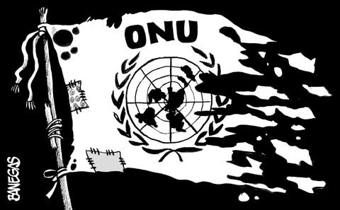 La ONU ha muerto