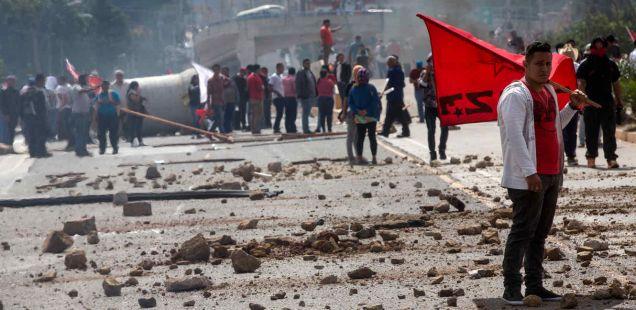 Ante la grave situación en la República de Honduras