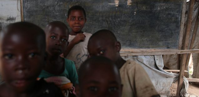 La educación de los niños y niñas soldado: una herramienta indispensable para su reinserción