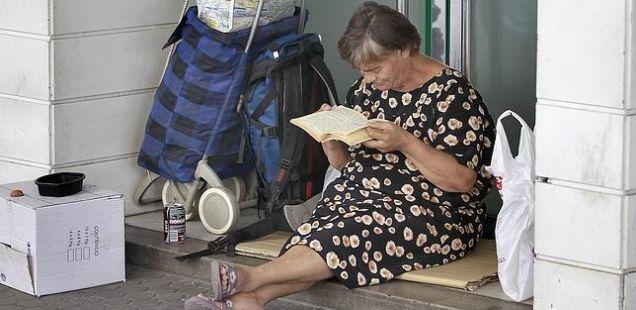«Pobresa» s'escriu en femení