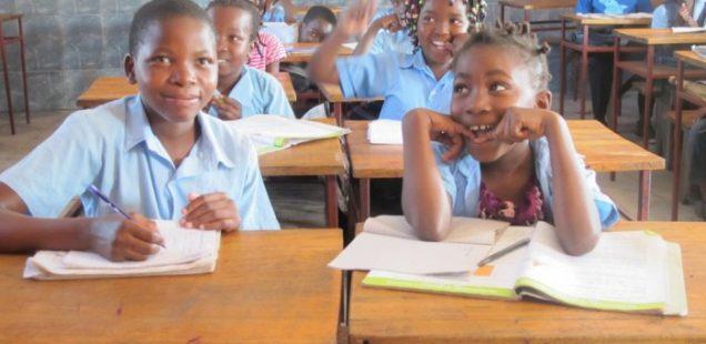 Pensar en grande: Educación de calidad para todas las personas